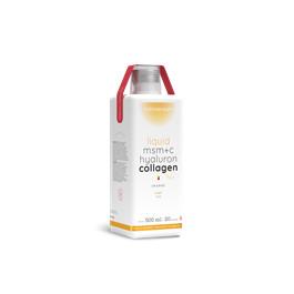 MSM+C Hyaluron Collagen Liquid - 500 ml - WSHAPE