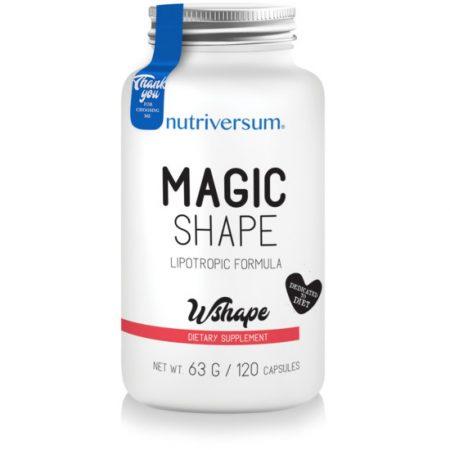 Magic Shape - 120 kapszula - WSHAPE (zsírégető kapszula)
