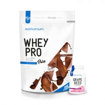 Whey Pro 1000g - PURE + Grape Seed 30 caps