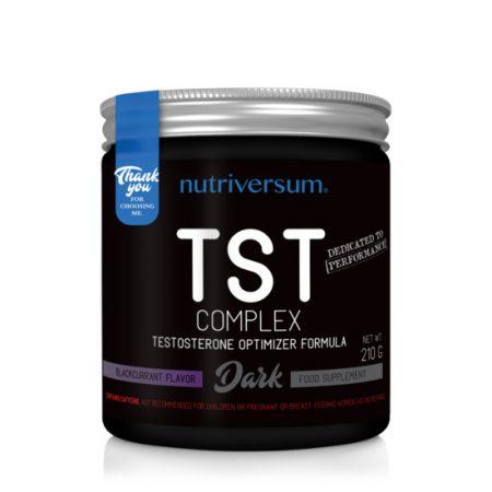 TST Complex - 210 g - DARK - Nutriversum