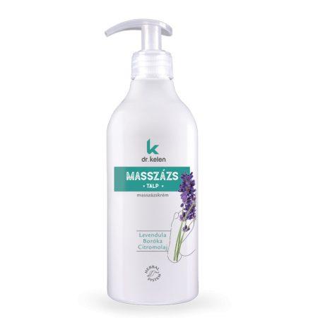 Dr.Kelen - Talp masszázskrém - 500 ml