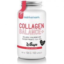 WSHAPE - Collagen Balance+ - 100 kapszula