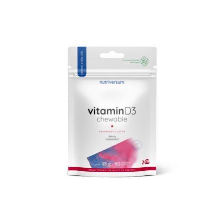 D3 vitamin (rágótabletta) - Vita