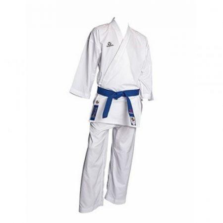 Karate ruha, Hayashi, WKF, Premium Kumite, fehér