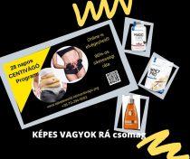 28 napos CENTIVÁGÓ Program - KÉPES VAGYOK RÁ csomag