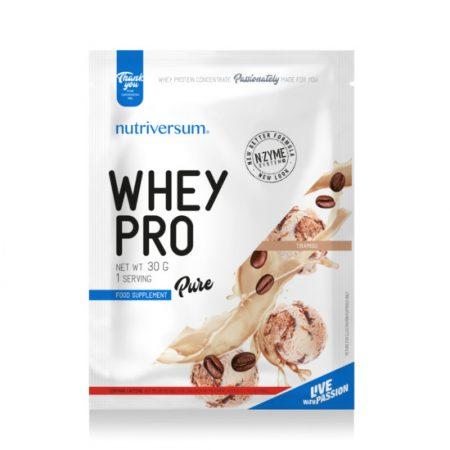 Whey PRO - 30 g - PURE - Nutriversum