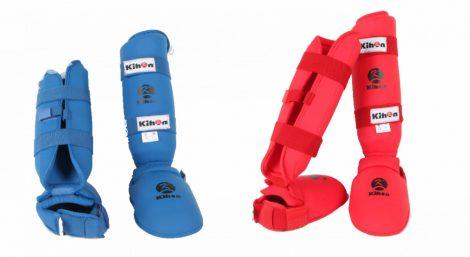 KIHON Lábszár és lábfejvédő