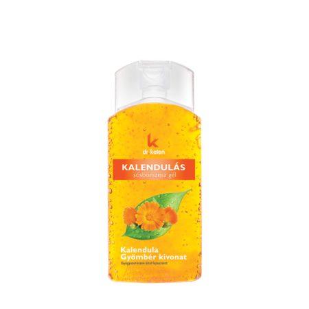 Dr.Kelen - Kalendulás sósborszesz gél - körömvirág kivonattal - 150 ml