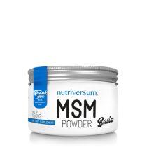 BASIC - MSM powder -150g