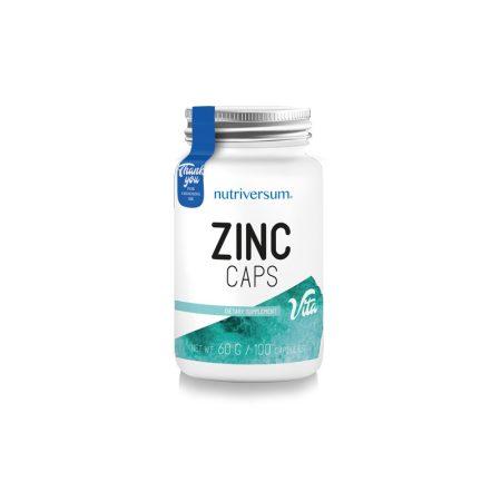 Zinc - VITA - 100 kapszula