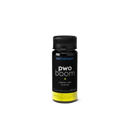 PWO Boom - 60ml - DARK - Nutriversum