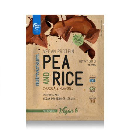 VEGAN - Pea&Rice Protein 30g