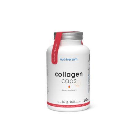 Collagen - 100 kapszula - WSHAPE (kollagén)