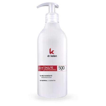 Fit Shape - Mélyzsírégető krém - 500 ml