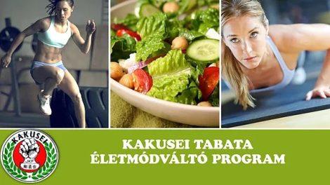 ÉLETMÓDVÁLTÓ Program