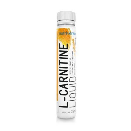 L-Carnitine 3 000 mg - 25 ml - FLOW - Nutriversum