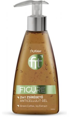 Fit Figure 2in1 gél - karcsúsító + anticellulit gél