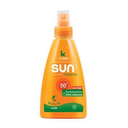 Sun F50+ NaturA napspray - 150 ml
