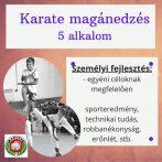 Magán karate edzés (5 alkalom)