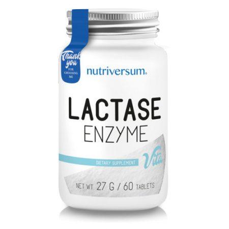 Lactase Enzyme - 60 tabletta - VITA - Nutriversum