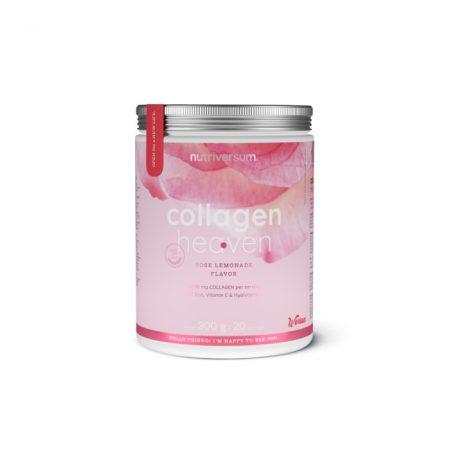 Collagen Heaven - 300g - WSHAPE - Nutriversum - Málna