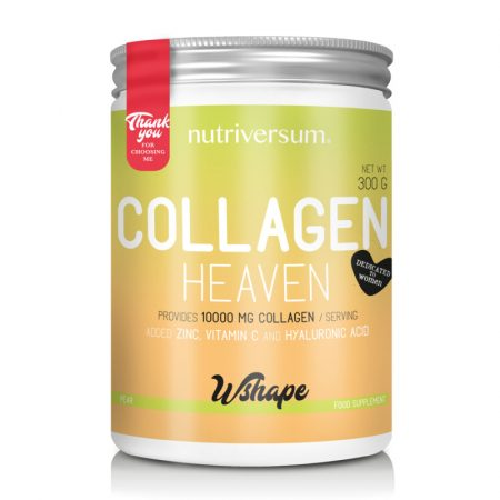 Collagen Heaven - 300g - WSHAPE - Nutriversum