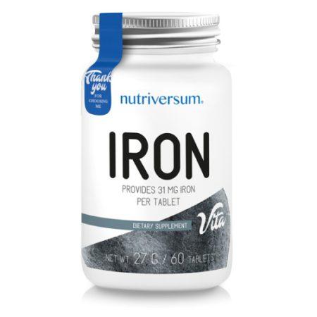 Iron (vas) - VITA