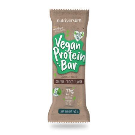 Vegan Protein Bar - 48 g - DESSERT - Nutriversum