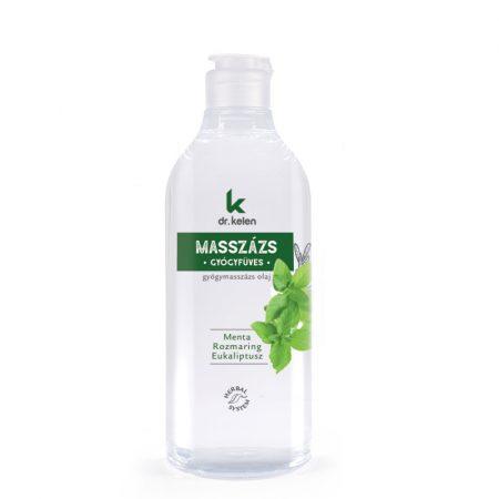 Dr.Kelen - Gyógyfüves masszázsolaj - gyógymasszázshoz - 500 ml, 1000 ml